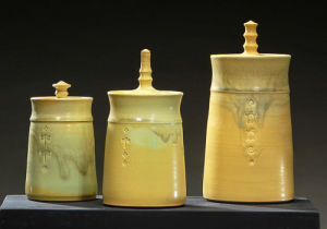 Three Yellow Jars