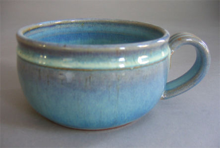 Soup Mug in Seafoam